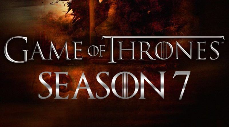 Game Of Thrones Season Seven (HBO)