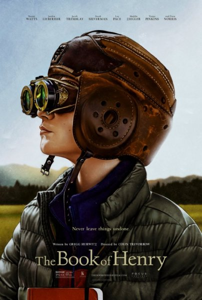 The Book Of Henry poster (Focus Features)