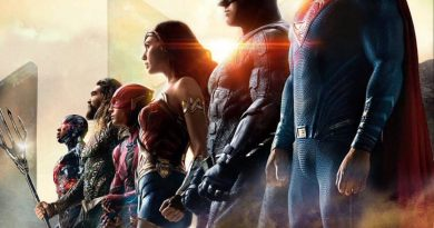 Justice League poster (Warner Bros./DC Entertainment)