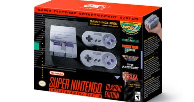 Super Nintendo Entertainment System Classic Edition (Nintendo)
