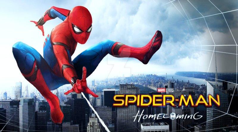 Spider-Man: Homecoming poster (Sony Pictures/Marvel Studios/Walt Disney Studios)