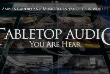 Tabletop Audio: Ambiences and Music for your Games