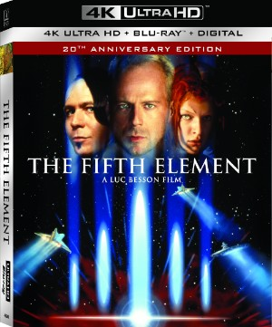 The Fifth Element 4K Ultra HD (Sony Pictures)