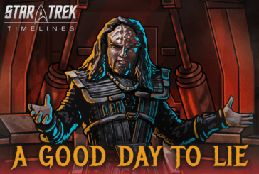 """""""A Good Day To Lie"""" Mega-Event Kicks Off July 6 on Star Trek Timelines"""
