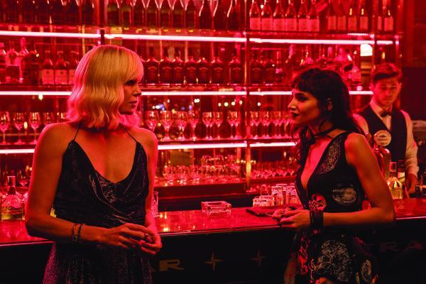 Atomic Blonde still (Focus Features/Universal Pictures)