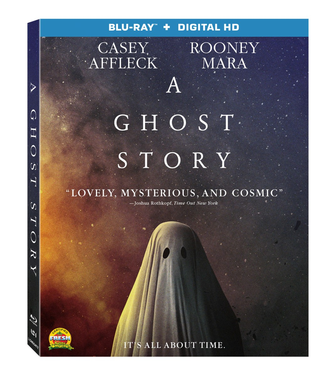 A Ghost Story Home Release Info Announced By Lionsgate Home Entertainment