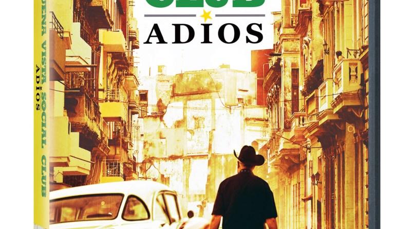 Buena Vista Social Club: Adios cover (BroadGreen Pictures)