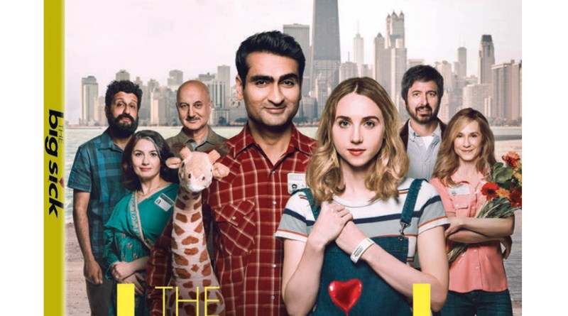 The Big Sick DVD cover (Lionsgate Home Entertainment)