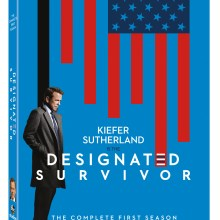 Designated Survivor DVD Season One cover (ABC)