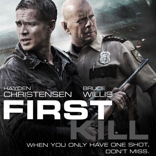 First Kill (Lionsgate Home Entertainment)
