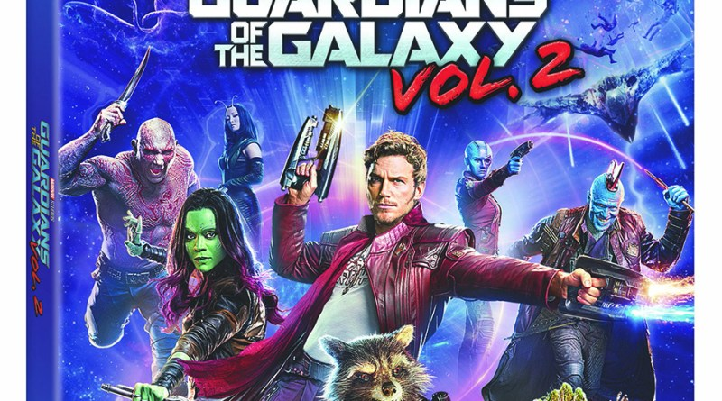 Guardians Of The Galaxy Vol. 2 (Marvel/Walt Disney Studios Home Entertainment)