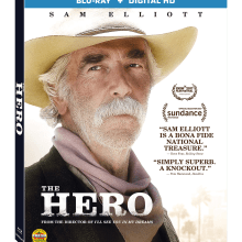The Hero Blu-Ray/DVD/Digital HD (Liosngate Home Entertainment)