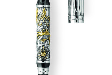 HBO Game Of Thrones Limited Edition Iron Throne Pens By Montegrappa