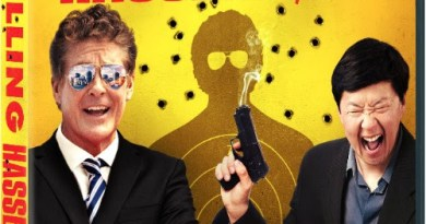 Killing Hasselhoff cover (Universal Pictures Home Entertainment)