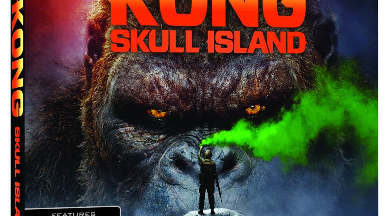Kong: Skull Island 4K Ultra HD (Warner Bros. Home Entertainment)