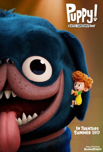 Puppy! Animated Short (Sony Pictures)