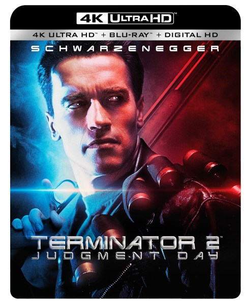 Terminator 2: Judgement Day 4K Ultra HD (Lionsgate Home Entertainment)