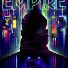 Empire Magazine Blade Runner: 2049 subscriber's cover