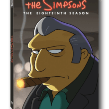 The Simpsons The Eighteenth Season (20th Century Fox Home Entertainment)