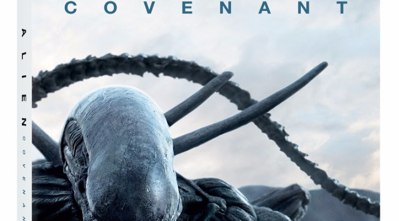 Alien: Covenant Blu-Ray (20th Century Fox Home Entertainment)