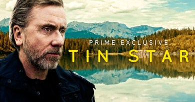 Tin Star poster (Amazon Original Series)