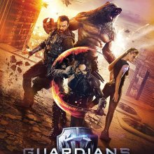 "Poster for the movie ""Guardians"""