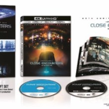 Close Encounters Of The Third Kind 4K Ultra HD Anniversary Edition (Sony Pictures Home Entertainment)