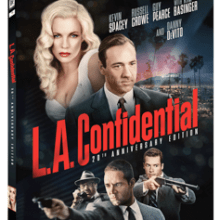 L.A. Confidential 20th Anniversary Edition cover (20th Century Fox Home Entertainment)