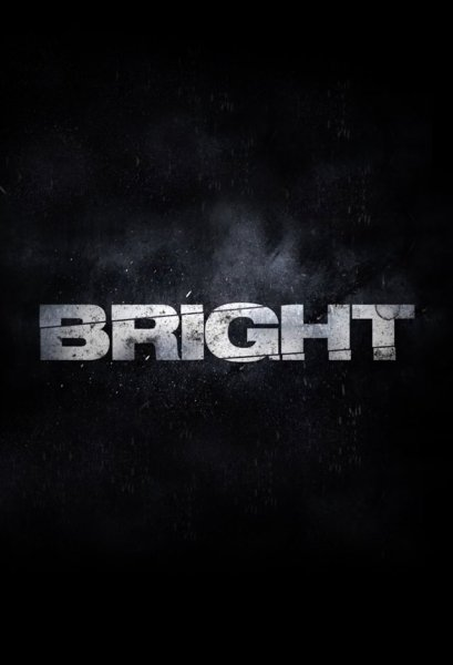 """Poster for the movie """"Bright"""""""