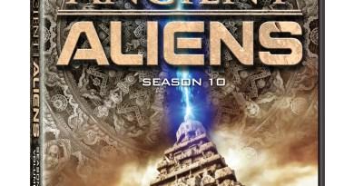 Ancient Aliens: Season 10, Volume 1 (Lionsgate Home Entertainment)