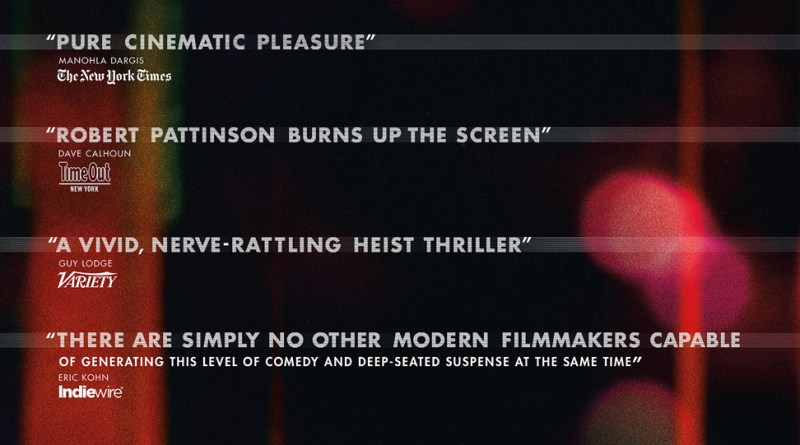 Good Time poster (A24 Films)
