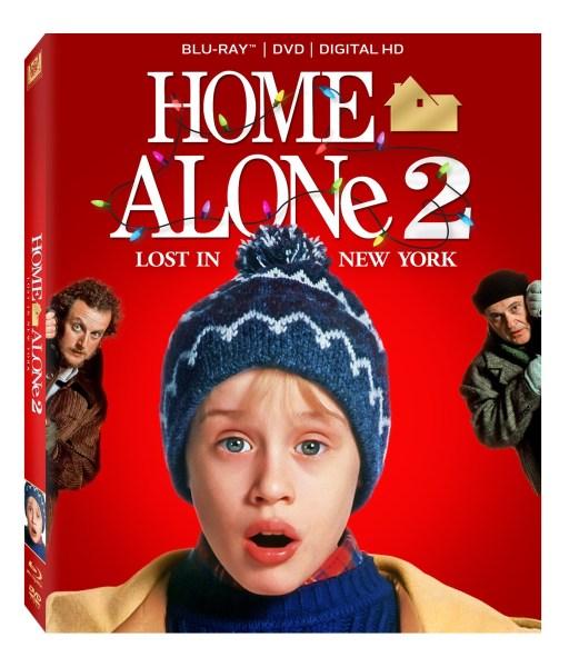 Home Alone 2: Lost In New York 25th Anniversary Edition (20th Century Fox Home Entertainment)