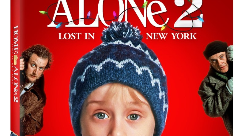 Home Alone 2: Lost In New York 25th Anniversary Edition (20th Century Fox Home Entertainment)