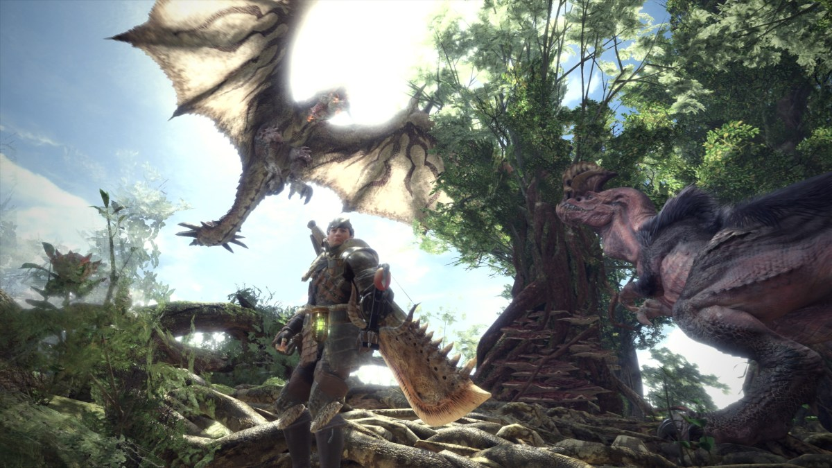 Monster Hunter: World – NEW Trailer and Pre-order Bonuses Revealed!!