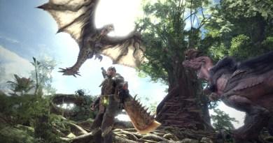 Monster Hunter: World still (Capcom)