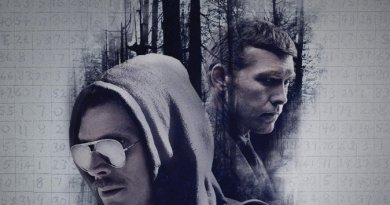 Manhunt: Unabomber poster (Discovery Channel)
