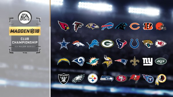 Electronic Arts & NFL The First Madden NFL Club Championship