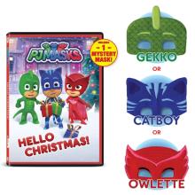 PJ Masks Hello Christmas (20th Century Fox Home Entertainment)