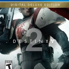 Destiny 2 PlayStation 4 (Bungie/Activision)