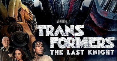 Transformers: The Last Knight 4K Ultra HD/Blu-Ray/Digital HD combo cover (Paramount)