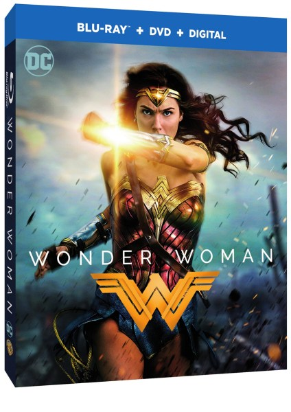 Wonder Woman Blu-Ray/Blu-Ray/Digital HD (Warner Bros. Home Entertainment)