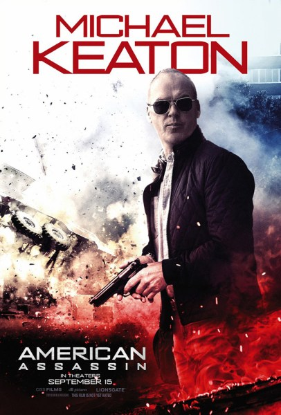 American Assassin character poster (CBS Films)