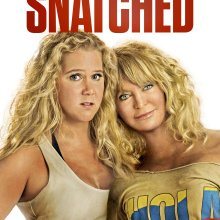 "Poster for the movie ""Snatched"""