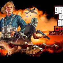 Grand Theft Auto Online: Smuggler's Run (RockStar Games)