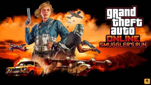 Grand Theft Auto Online: Smuggler's Run (RockStar Games)