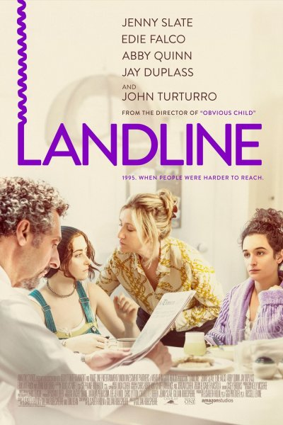 "Poster for the movie ""Landline"""