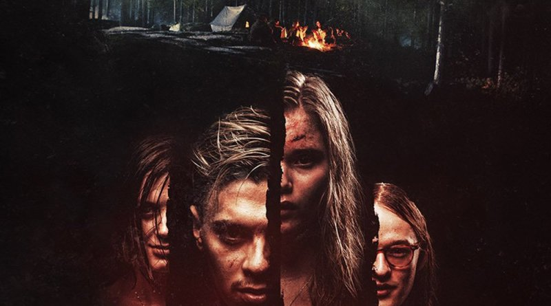"""Poster for the movie """"Lake Bodom"""""""