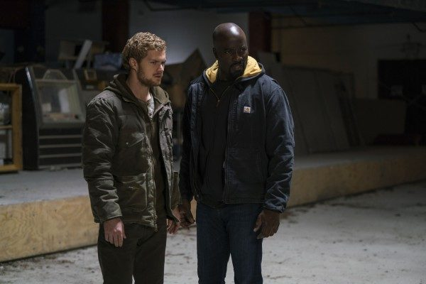 Marvel's The Defenders still (Marvel/Netflix)