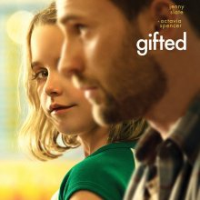 "Poster for the movie ""Gifted"""