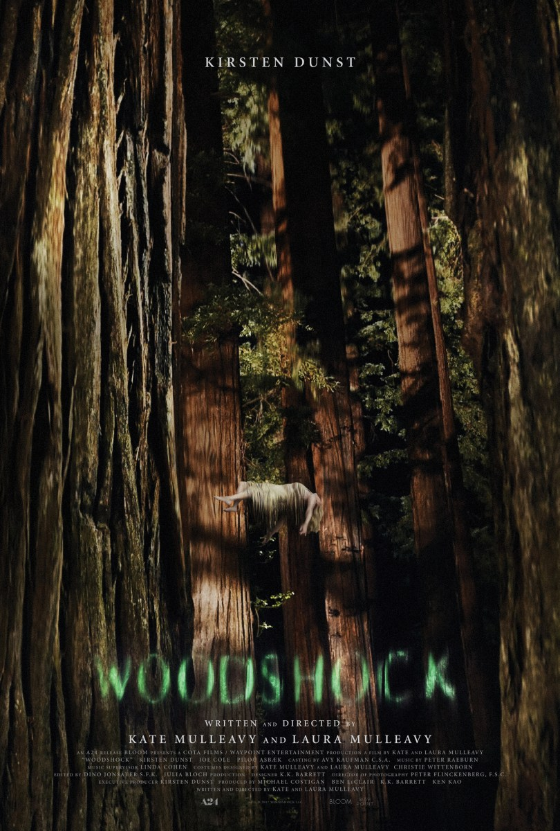 Woodshock Posterized And Trailerized